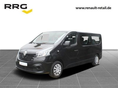 gebraucht Renault Trafic GRAND COMBI EXPRESSION dCi 2,9t EURO6!!!