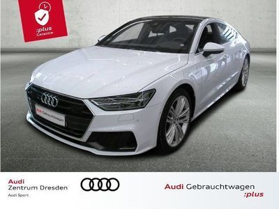 gebraucht Audi A7 Sportback 50 TDI quattro/Matrix LED/Standhz.
