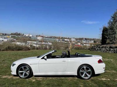 gebraucht BMW 635 Cabriolet 635 d Automatic HUD
