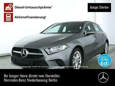 gebraucht Mercedes A200 Kompaktlimousine