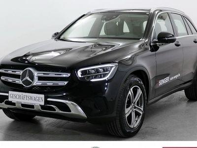 gebraucht Mercedes GLC300 4M Panorama Navi Totwinkel Spur-Paket