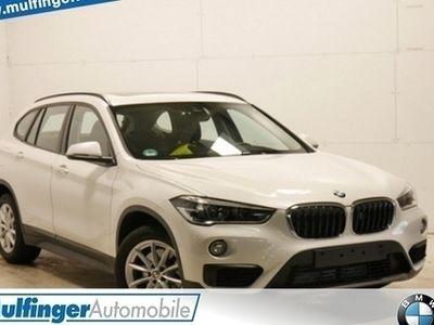 gebraucht BMW X1 20i DKG Pano-Dach Navi LED Sitzh.Pakassistent