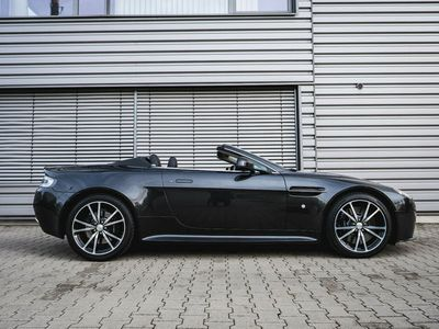 gebraucht Aston Martin V8 Vantage Roadster 4.7l S Sportshift - 1. Hand-