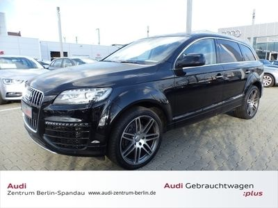 gebraucht Audi Q7 4.2 TDI quattro tiptronic *BOSE*PANO*STANDH*