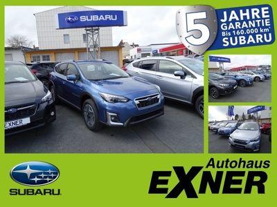gebraucht Subaru XV 2.0ie - eBoxer - LED - Automatik - Allrad ,