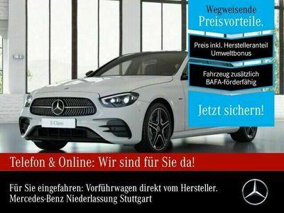 gebraucht Mercedes E300 AMG WideScreen 360° Pano Multibeam Night