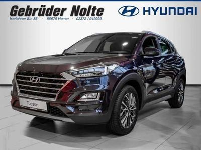 gebraucht Hyundai Tucson 1.6 T-GDI Style 2WD SHZ KAMERA NAVI LED