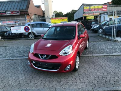 "used Nissan Micra 1.2 Acenta,Euro 5,""""64.000KM""""""1-Hand"