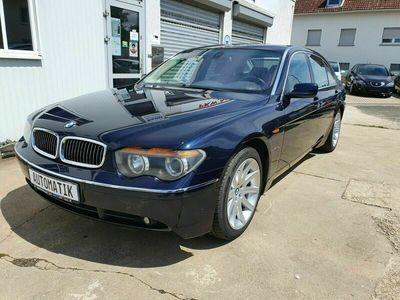 gebraucht BMW 745L i (E65/E66)*VOLLAUSTTATUNG*TÜV NEU*Garantie