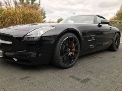 gebraucht Mercedes SLS AMG Roadster AMG Keramik Garantie