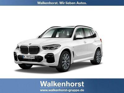 gebraucht BMW X5 xDrive 25d M Sport xDrive25d EU6d-T Park-Assistent Leder LED Navi AD Kurvenlicht e-Sitze