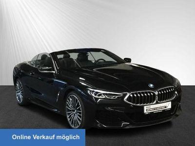 gebraucht BMW M850 xDrive Cabrio Laser B&W DA-Prof Parkassis.