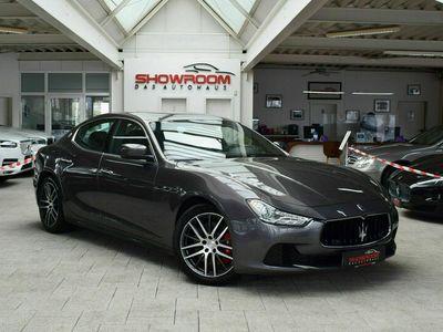 gebraucht Maserati Ghibli 3.0 V6 Diesel Aut. Zegna Navi Kamera Led