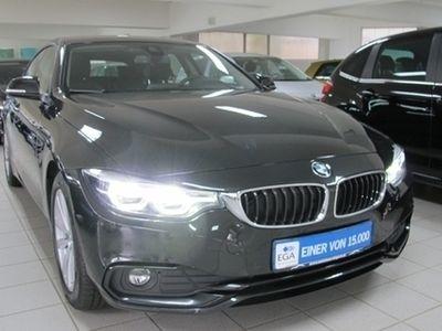 gebraucht BMW 420 Gran Coupe*Sport Line* Steptronic*Leder schw