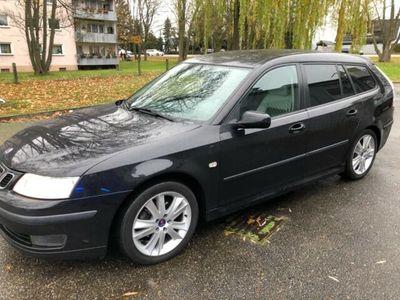 gebraucht Saab 9-3 1.9 TiD 110 kW SportCombi 1.HAND als Kombi in Rastatt