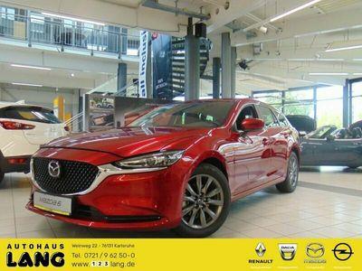 gebraucht Mazda 6 Kombi G145 2.0L Prime-Line