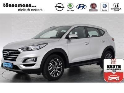 gebraucht Hyundai Tucson T-GDi Advantage DCT, Navi, Freispr., Aluf