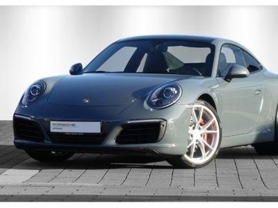gebraucht Porsche 991 911 S Coupe, 20'',Sportabgas,Kamera,Hinterachslenkung