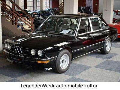 gebraucht BMW M535 535 i E12 ORIGINAL 1.Hand Deutsche EZ Leder SSD