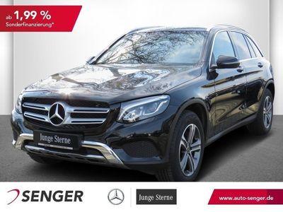 gebraucht Mercedes GLC250 4M AHK Keyless-GO LED Rückfahrkamera Fahrzeuge kaufen und verkaufen