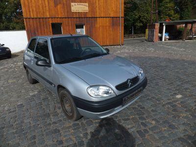 gebraucht Citroën Saxo 1.1/Klima/(Tüv:8-19)/Orj.92250km
