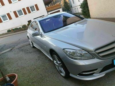 gebraucht Mercedes CL500 (BlueEFFICIENCY) 7G-TRONIC AMG Paket als Sportwagen/Coupé in Nagold