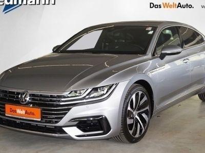 gebraucht VW Arteon R-Line 2.0 TSI DSG 4Motion # #DCC #AHK