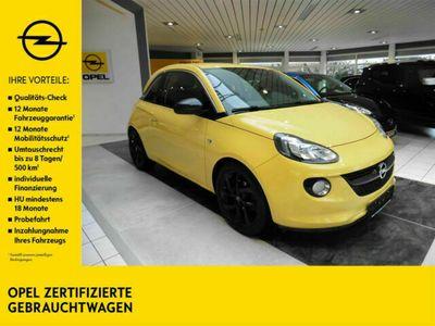 gebraucht Opel Adam Jam SITZHEIZUNG, KLIMA, INTELLILINK, USB