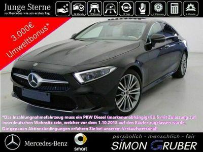 gebraucht Mercedes CLS300 d Widescreen Burm Distr. Massage SD Memo Neu
