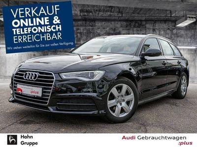 gebraucht Audi A6 Avant 2.0TDI EU6 S-trc Ultra Xen Navi AHK SitzH