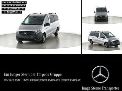 gebraucht Mercedes Vito 116 TOURER PRO EXTRALANG+NAVI+2xKLIMA+AHK