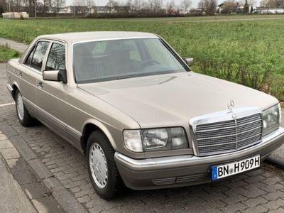 gebraucht Mercedes 420 W126. S Klasse mit H Kennzeichen