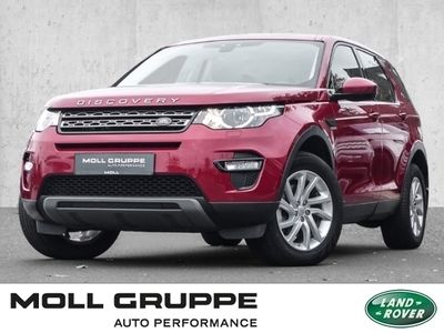 gebraucht Land Rover Discovery Sport SE 2.0 TD4 AWD, NAVI, PDC, AHK, BC, ESP, ZV, ABS