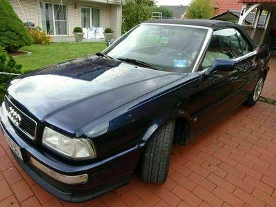 gebraucht Audi 80 Cabrio 2,6 l Maschine (Kult-Cabrio)