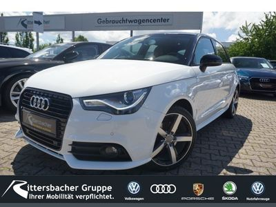 gebraucht Audi A1 Sportback 1.4TFSI amplified plus competition kit