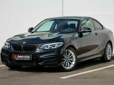 gebraucht BMW M240 xDrive Coupé HARMAN,LEDER,KAMERA,NAVI PROF