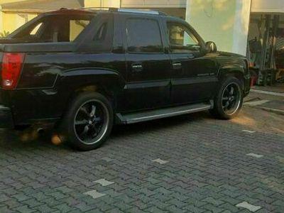 gebraucht Cadillac Escalade EXT V8 4x4 auch im Taus... als SUV/Geländewagen/Pickup in Chemnitz