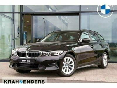 gebraucht BMW 318 i Touring Alu LED PDCv+h SHZ Soundsystem DAB