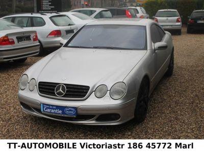 gebraucht Mercedes 500 CL-CoupeAus 2.Hand Scheckheft