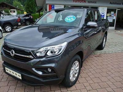 gebraucht Ssangyong Musso MUSSO Pickup4WD Quartz