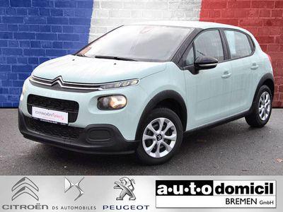 gebraucht Citroën C3 Feel PT 82 Klima+PDC+Bluetooth