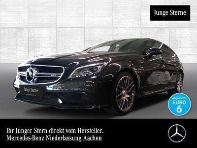 used Mercedes CLS63 AMG AMG Cp. SB 4M Driversp 360° Multibeam SHD