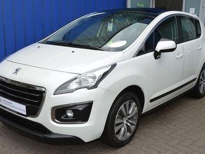 gebraucht Peugeot 3008 130