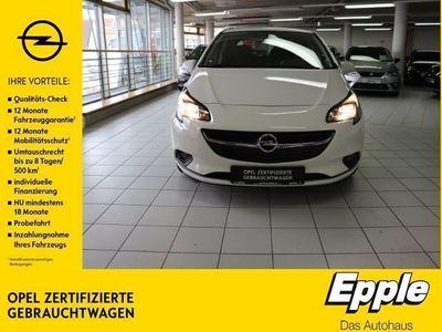 gebraucht Opel Corsa E Active 1.4 Multif.Lenkrad RDC Klima SHZ