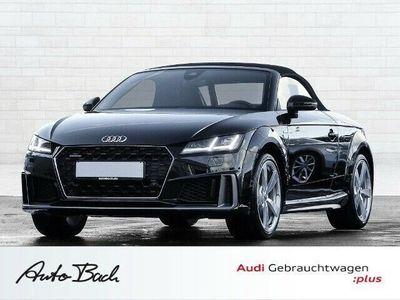gebraucht Audi TT Roadster S line 45TFSI qu. Stronic Navi LED GRA vi