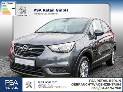 gebraucht Opel Crossland X 1.2 Edition Automatik