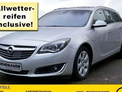 gebraucht Opel Insignia 2.0 CDTI Sports Tourer Aut. Business In