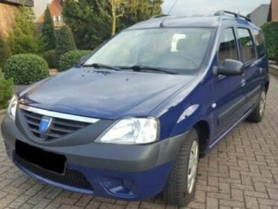 gebraucht Dacia Logan MCV 1.6/GAS+Benzin