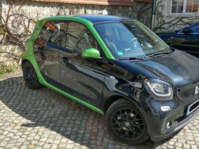 gebraucht Smart ForFour Electric Drive prime