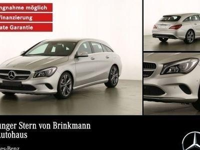 gebraucht Mercedes CLA200 Shooting Brake Urban/Navi/LED/SHZ/Klima
